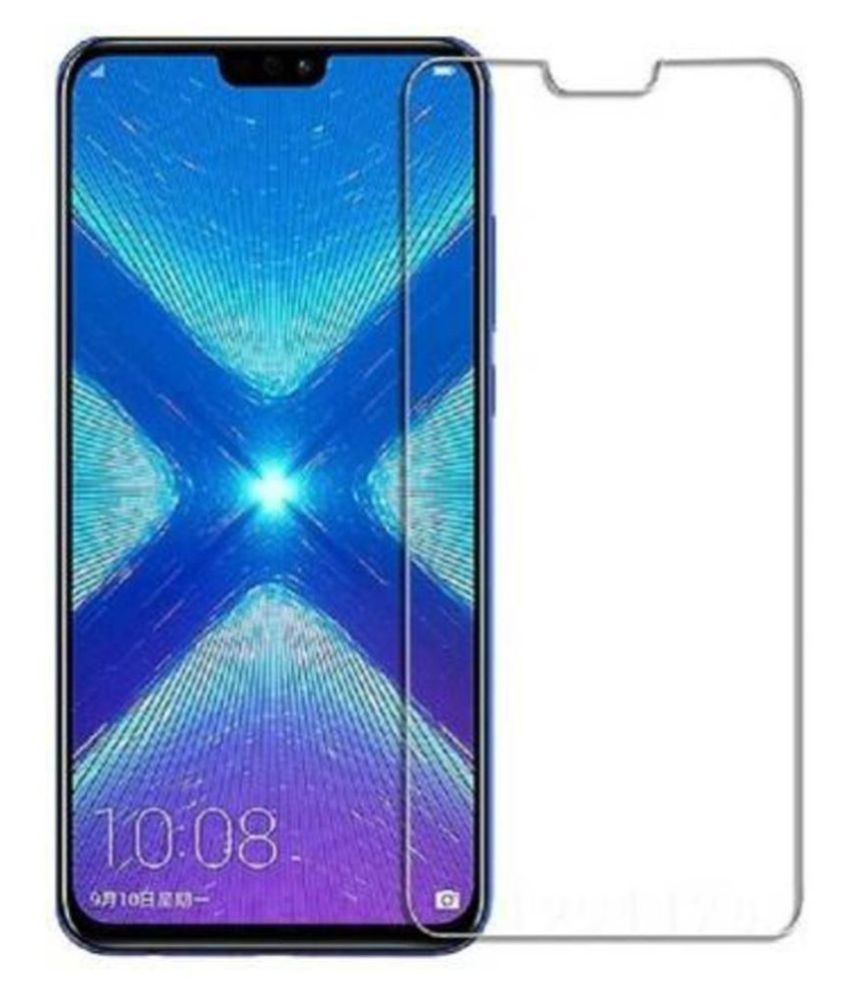 Honor 8X Tempered Glass by EASYKARTZ