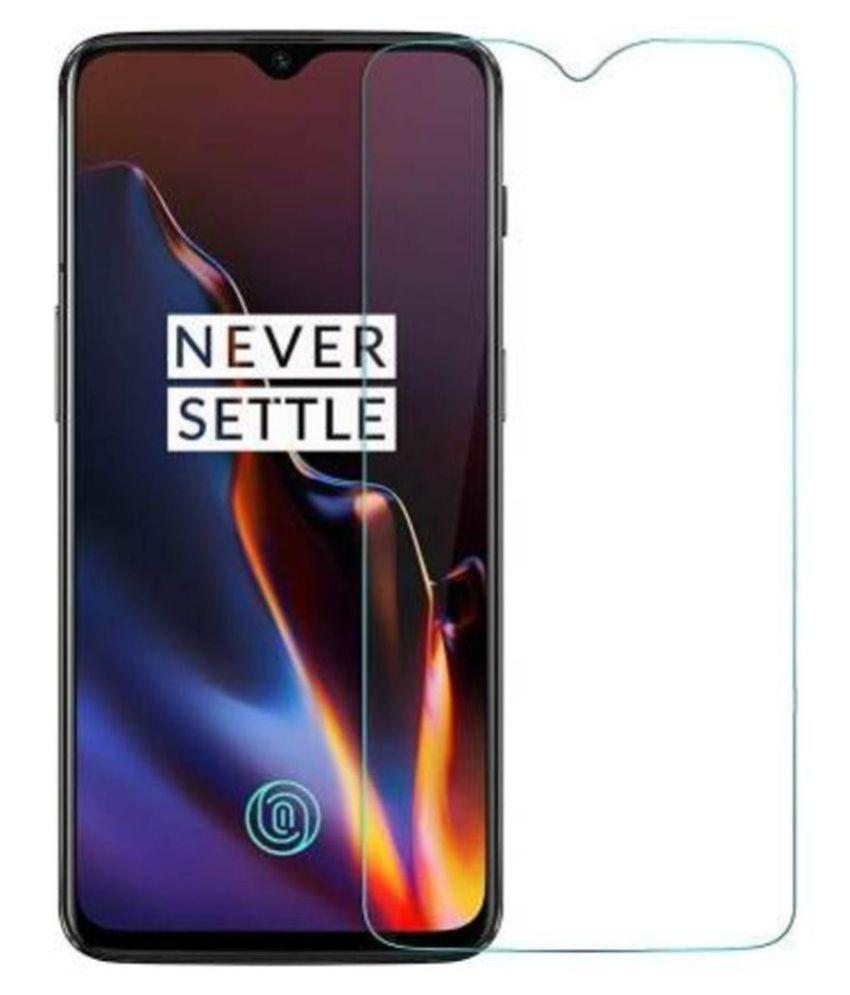 OnePlus 6T Tempered Glass by EASYKARTZ