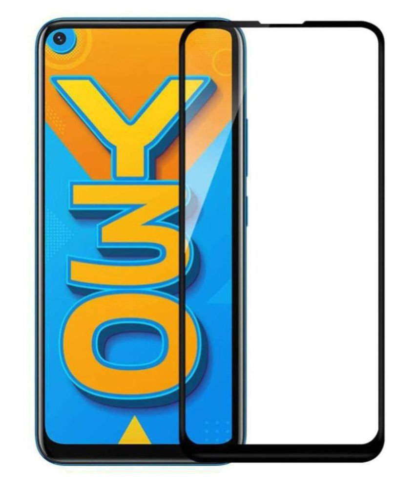 Vivo Y30 Tempered Glass by Olike