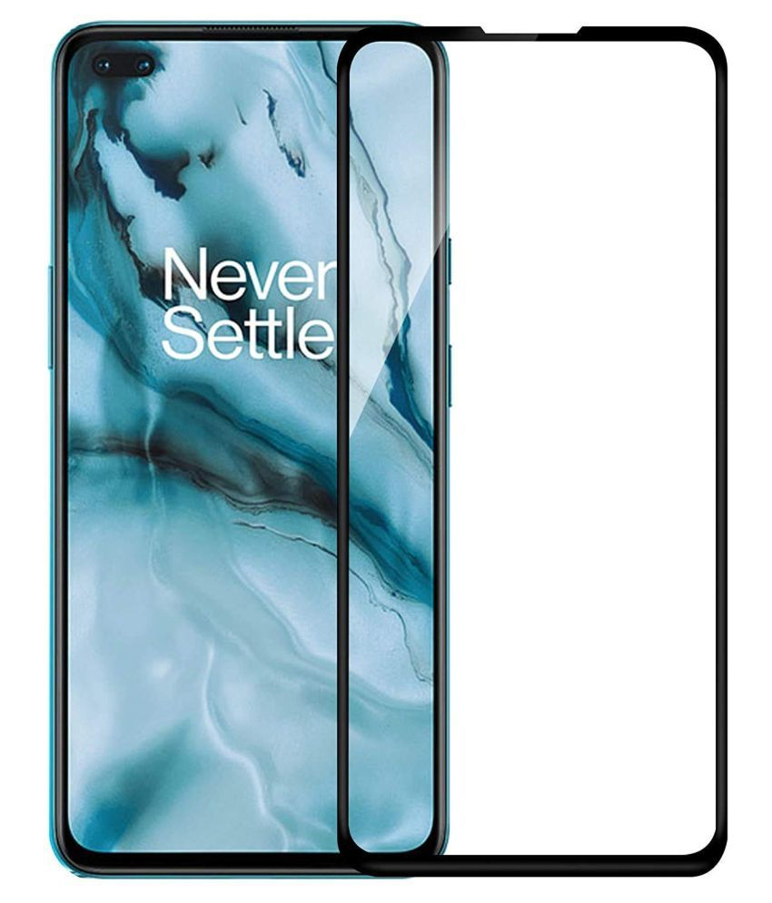 OnePlus Nord Tempered Glass by Ayzah