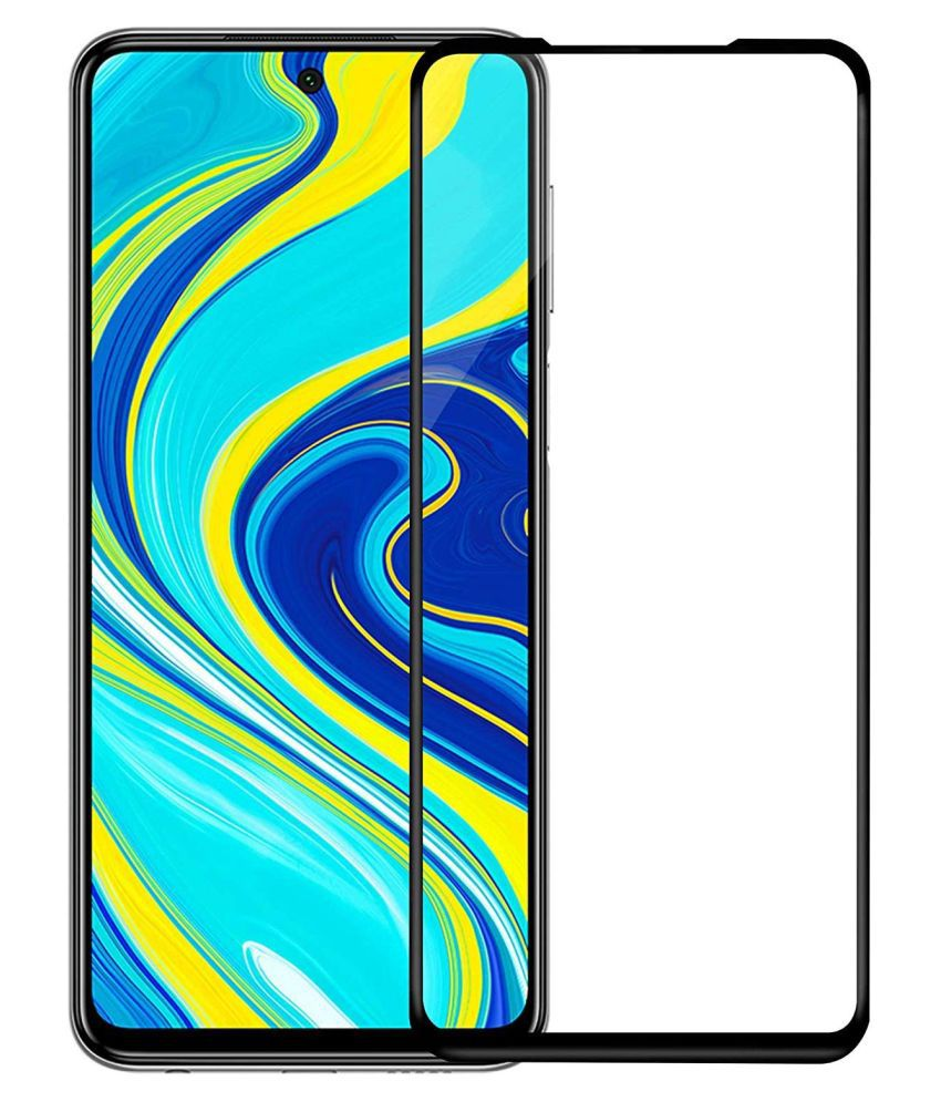 Xiaomi Mi Redmi Note 9 Pro Max Tempered Glass by Ayzah