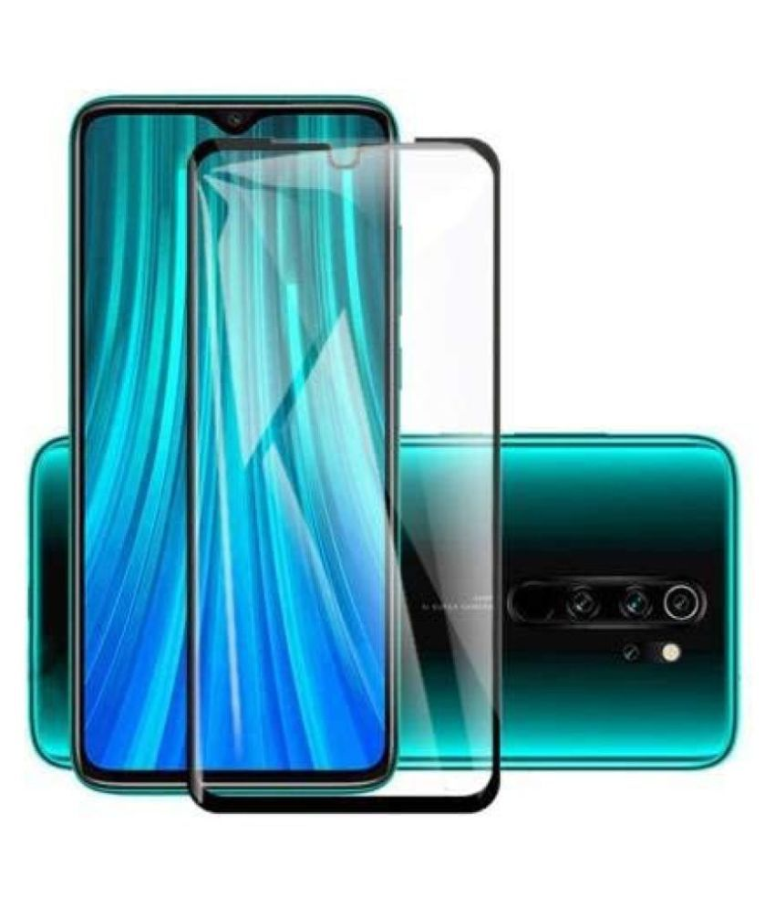 Xiaomi Redmi Note 8 Tempered Glass by shadox
