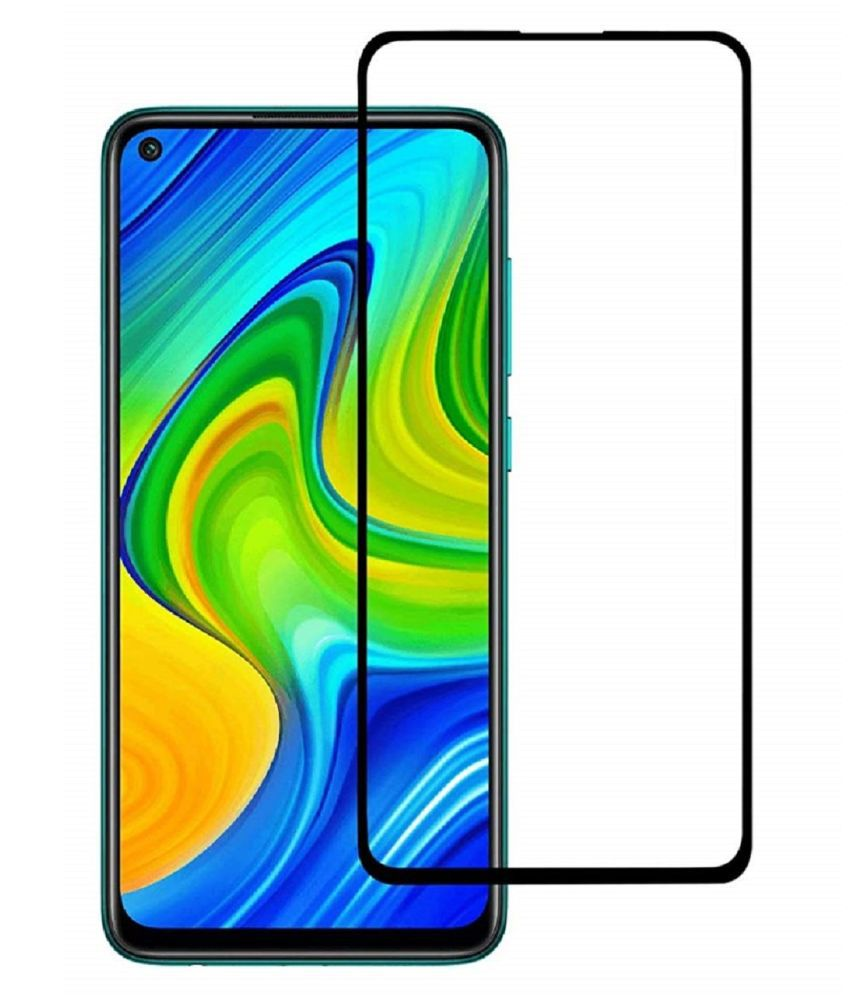 Xiaomi Redmi Note 9 Tempered Glass by Ayzah