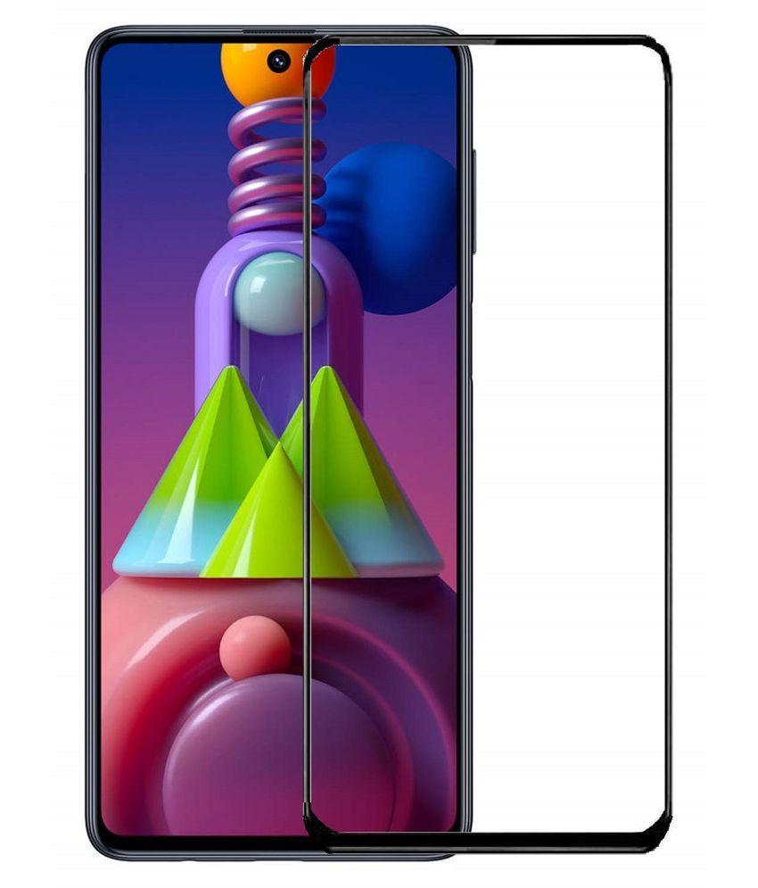 Samsung Galaxy M51 Tempered Glass by Ayzah