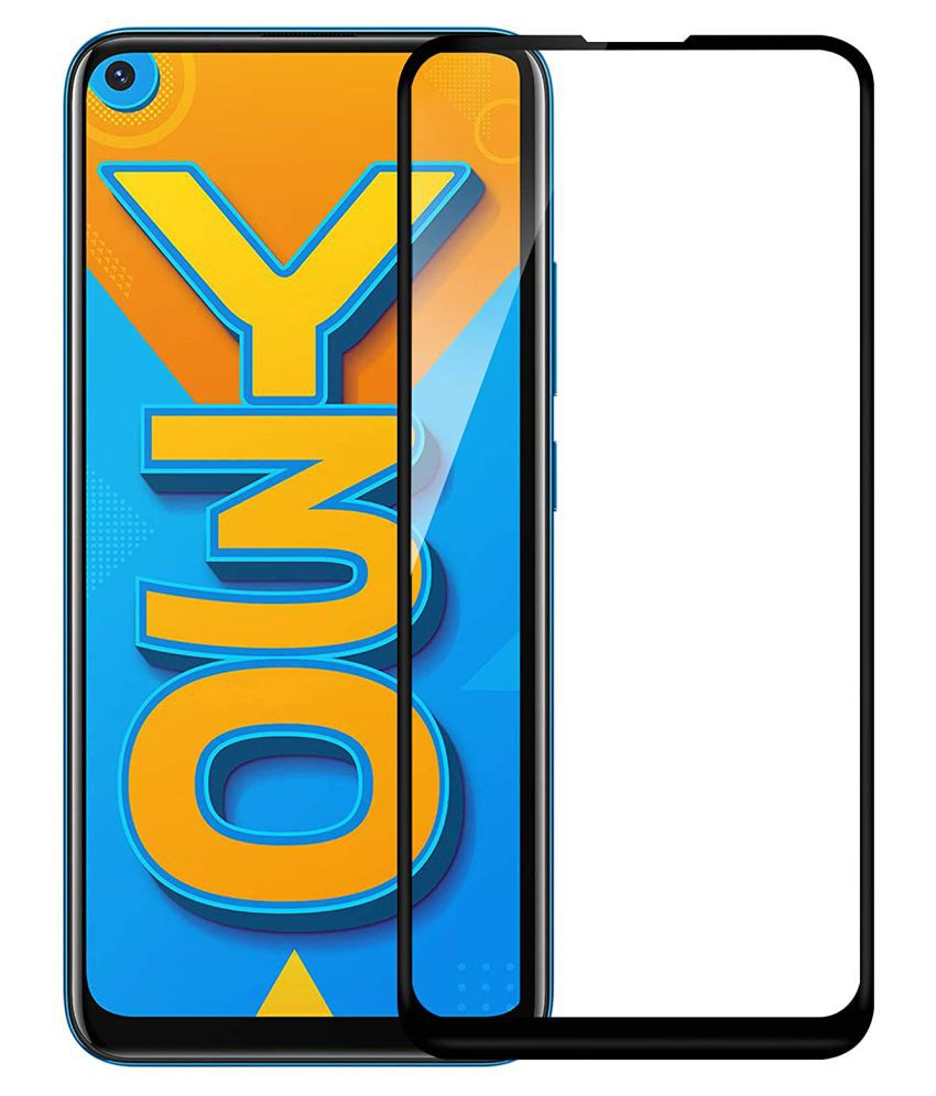 Vivo Y30 Tempered Glass by Ayzah