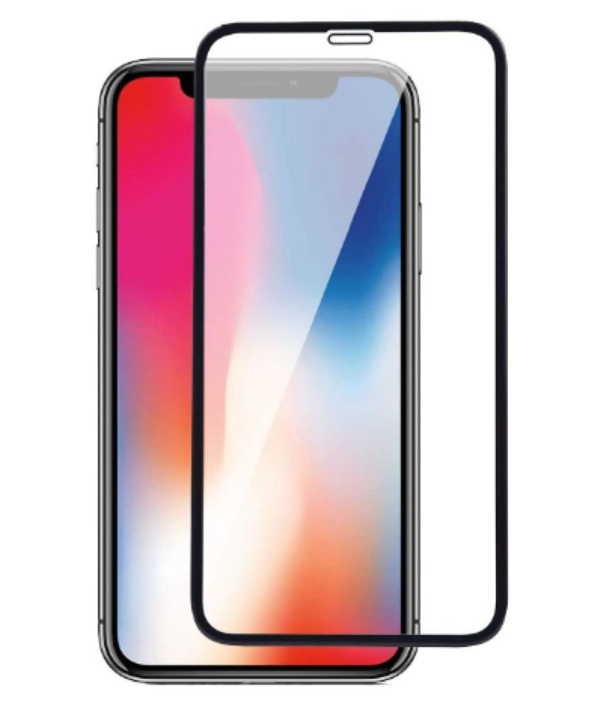 Apple iPhone X Tempered Glass by VILLA