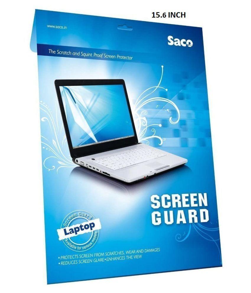 Bellara 35.56 cm (14) Clear Screen guard for Laptop Ultra Slim