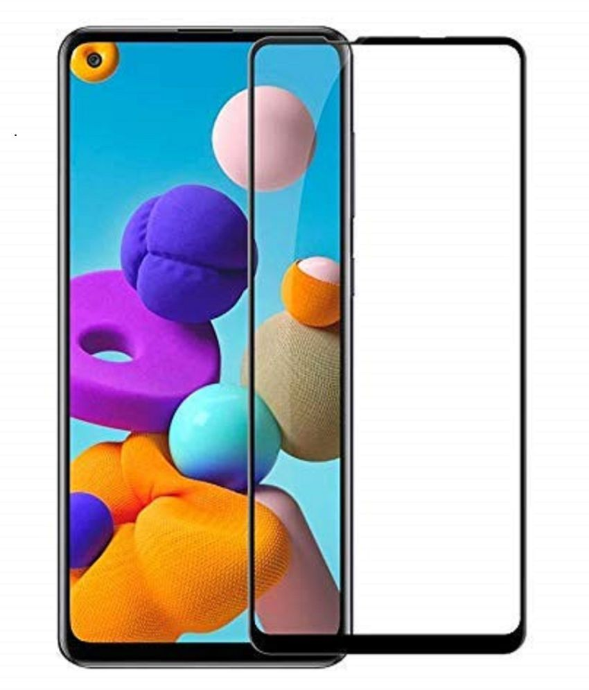 Samsung Galaxy A21 Tempered Glass by Ayzah