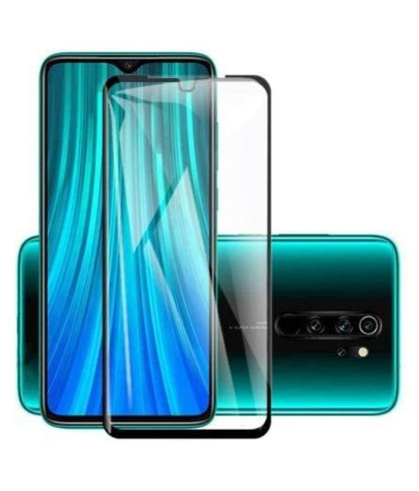 Xiaomi Redmi Note 8 Pro Tempered Glass by shadox
