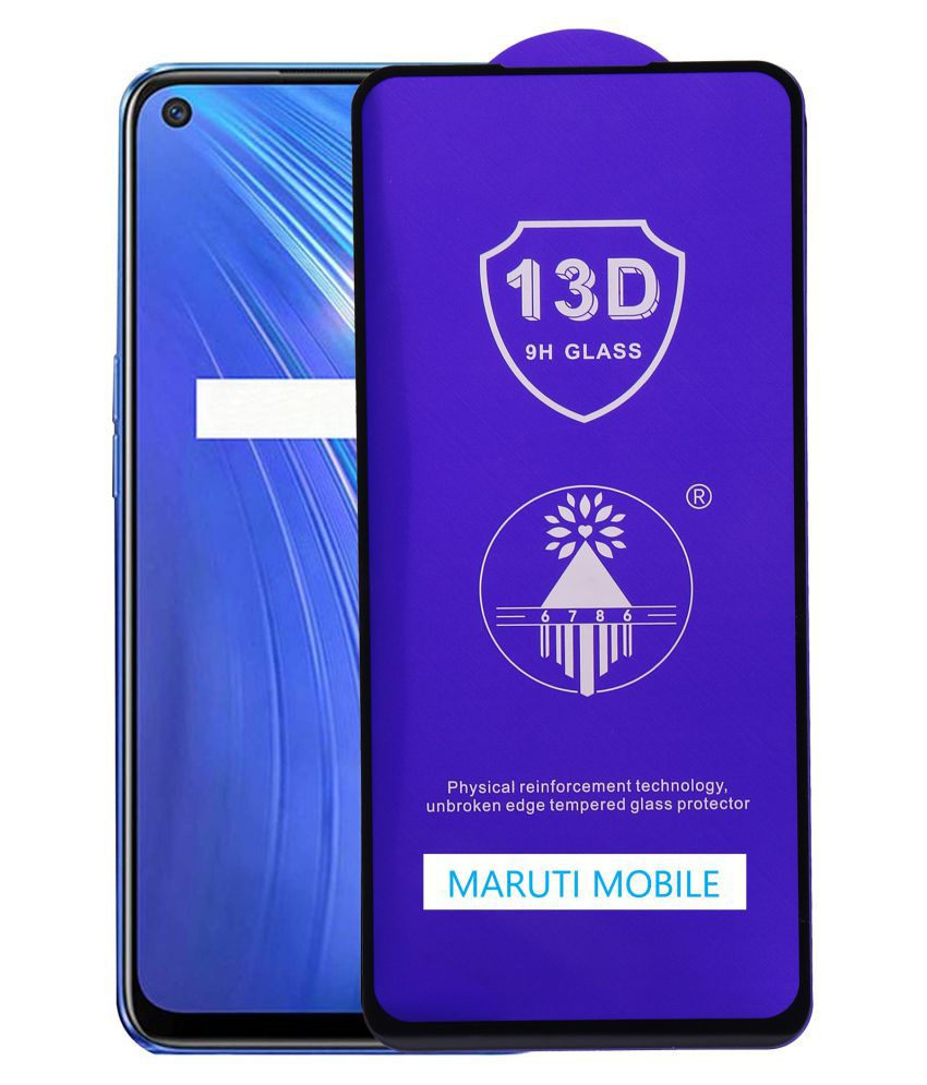 Vivo Y1S Tempered Glass by maruti mobile