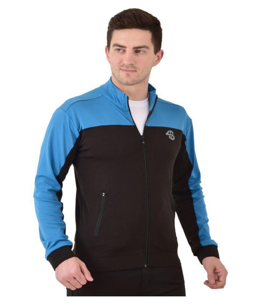 Forbro Black Polyester Jacket Single Pack