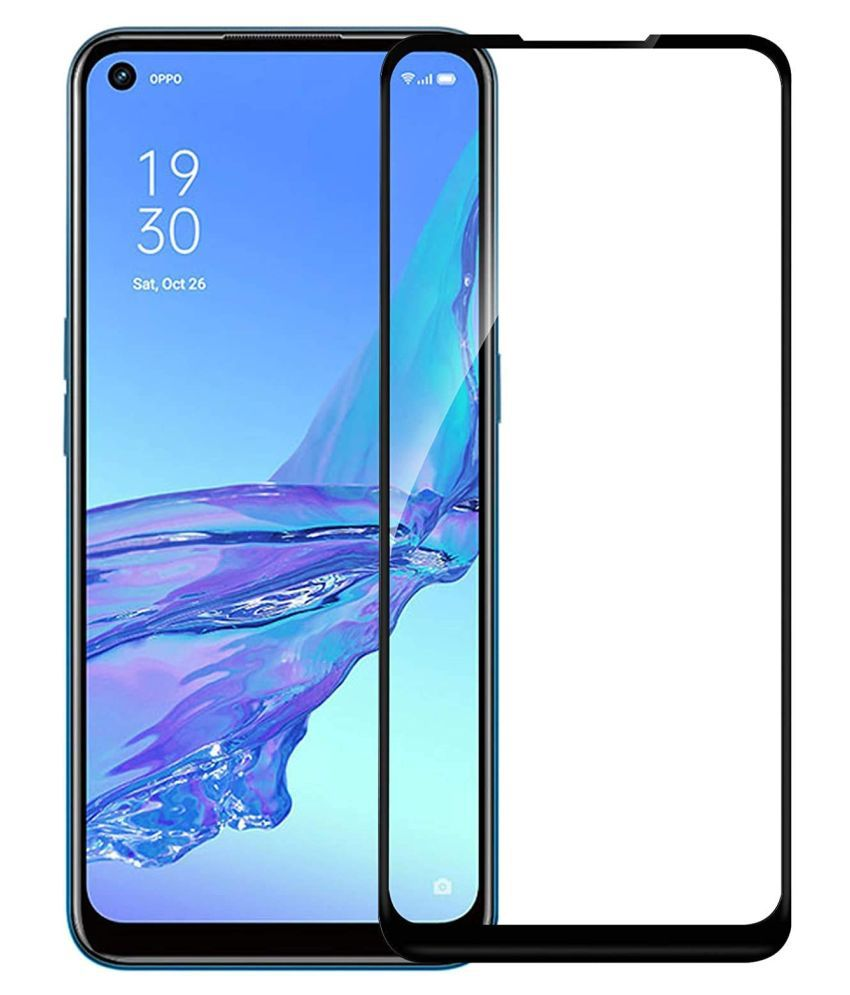 Oppo A53 Tempered Glass by Ayzah