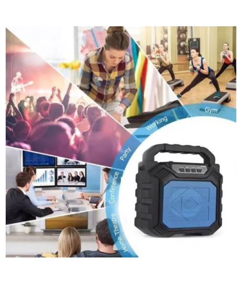 PA speaker superior quality with Karoake Mic-