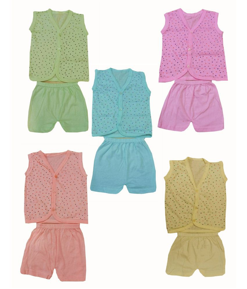 Baby Boys Casual Top SHORTS  Multicolor