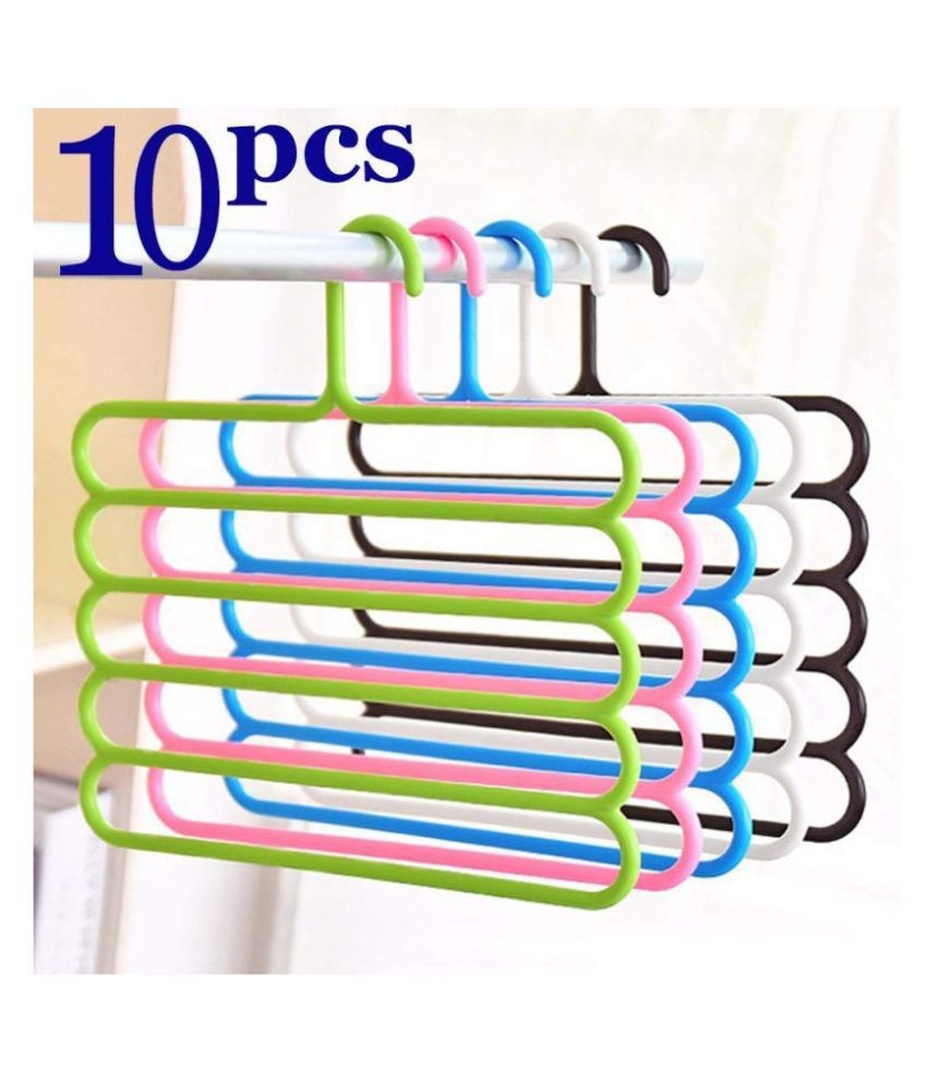 globle ex Clothes Hanger  (Pack of 10)