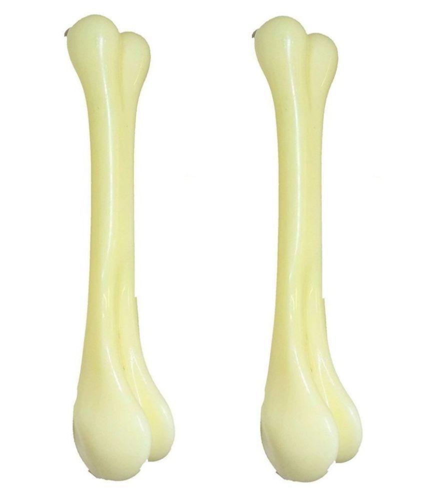 KOKIWOOWOO Nylon Fetch Toy bone for Dog 9' Inch (Pack of 2)