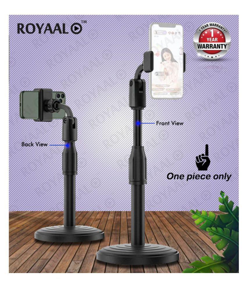 ROYAAL™ HIGHT ADJUSTABLE   Desktop MOBILE  Phone Holder