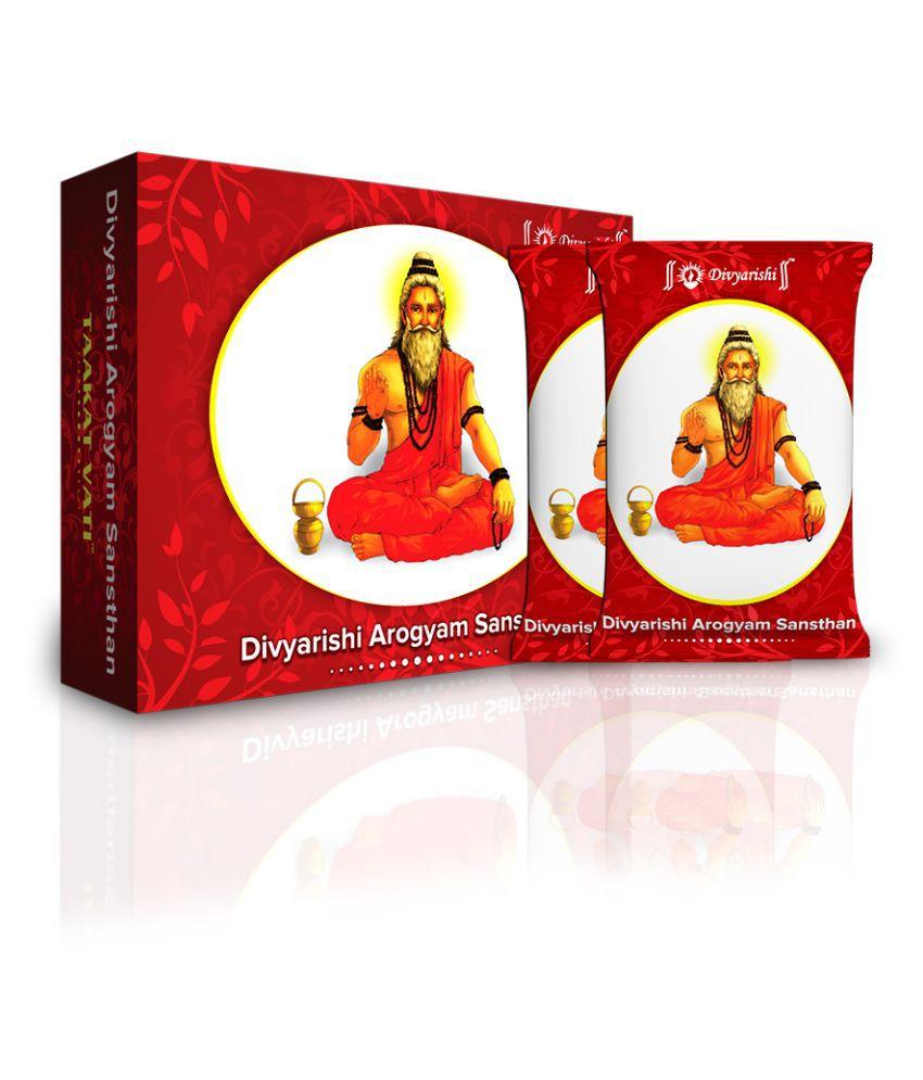 Divyarishi Taakat Vati Tablet 2 mg Pack Of 2