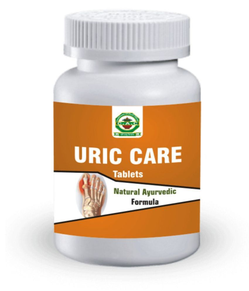 chandigarh ayurved centre Uric Care Tablet 30 no.s Pack Of 1