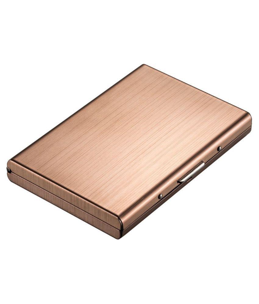 FSN-High Quality Stainless Steel GOLDAN ATM Card Holder-