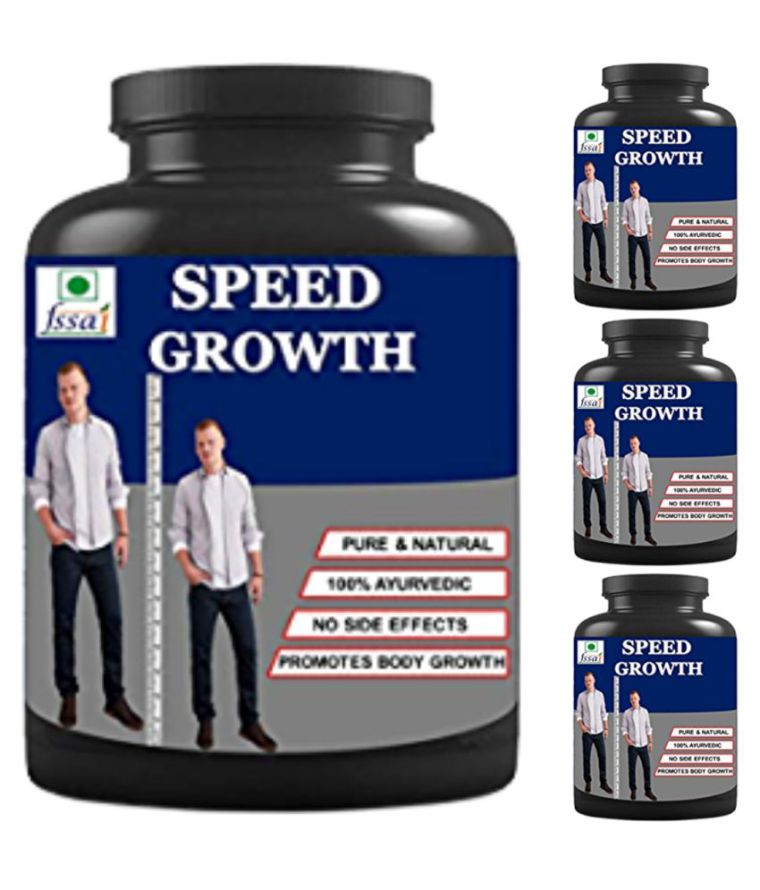 Zemaica Healthcare speed growth 0.4 kg Powder Pack of 4