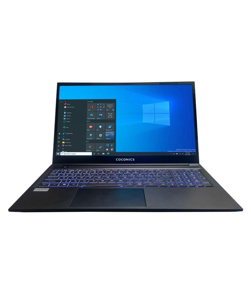 "Coconics XTREME Intel i5-1035G1 15.6"" FHD Laptop (8 GB RAM/ 512GB M.2 SSD 2280/ Windows 10 Pro/ Black/ 1590 gms)"