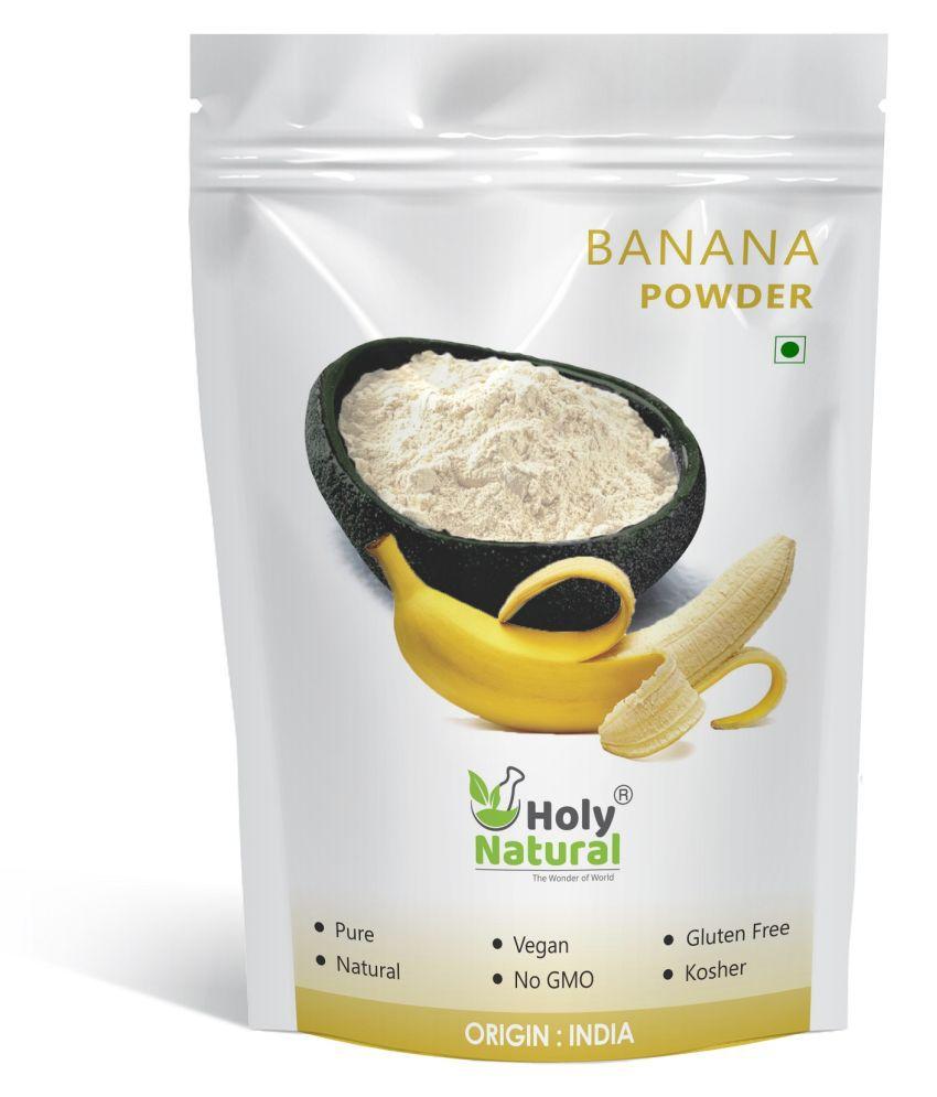 Holy Natural Banana Powder Smoothie 400 g