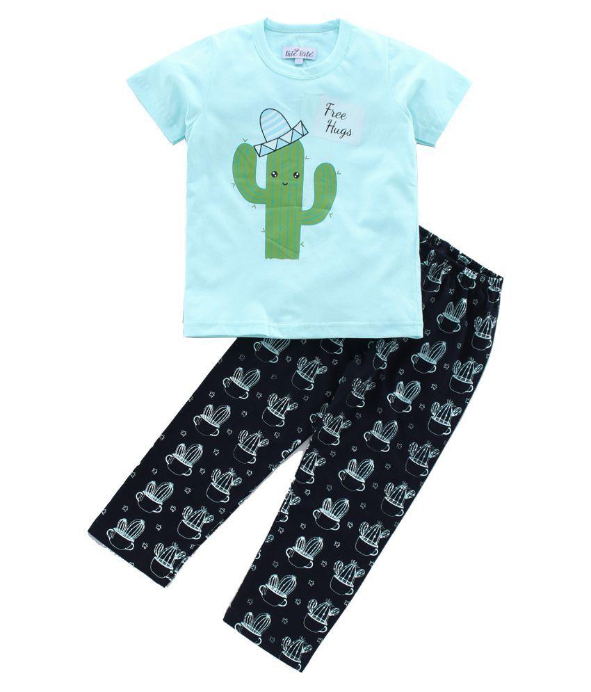 Nite Flite Cactus Pyjama Set