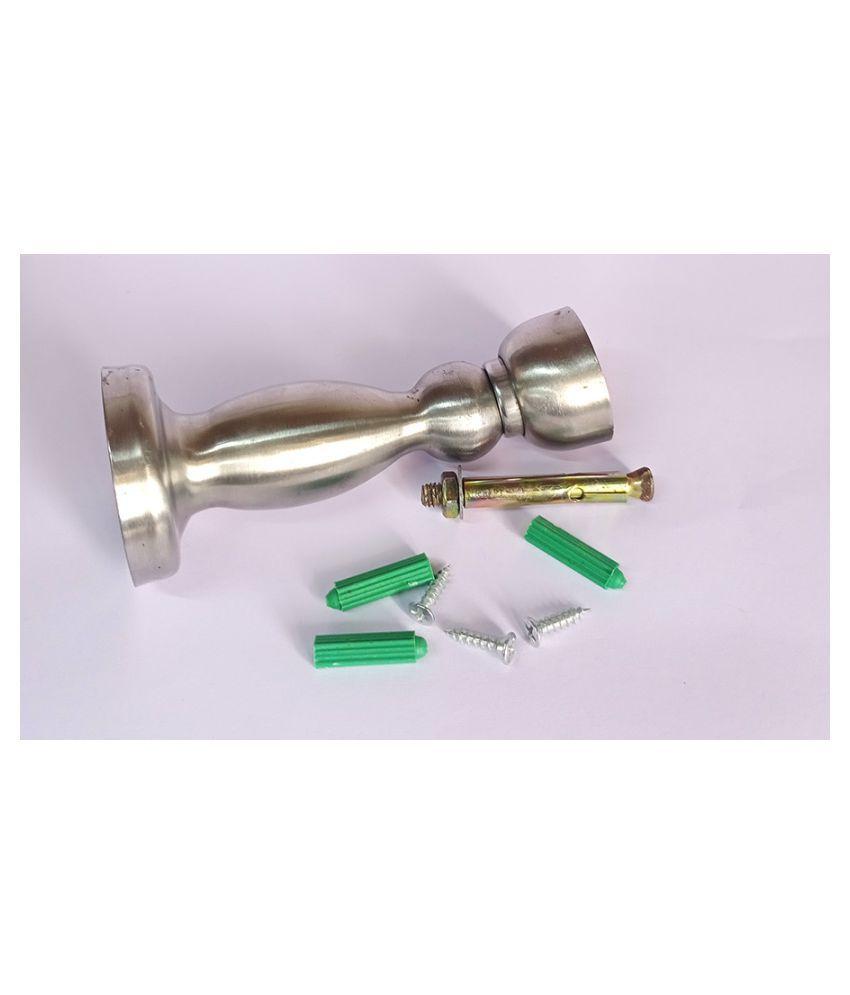 Stainless Steel Door Catcher Magnet Set (DC-0004)
