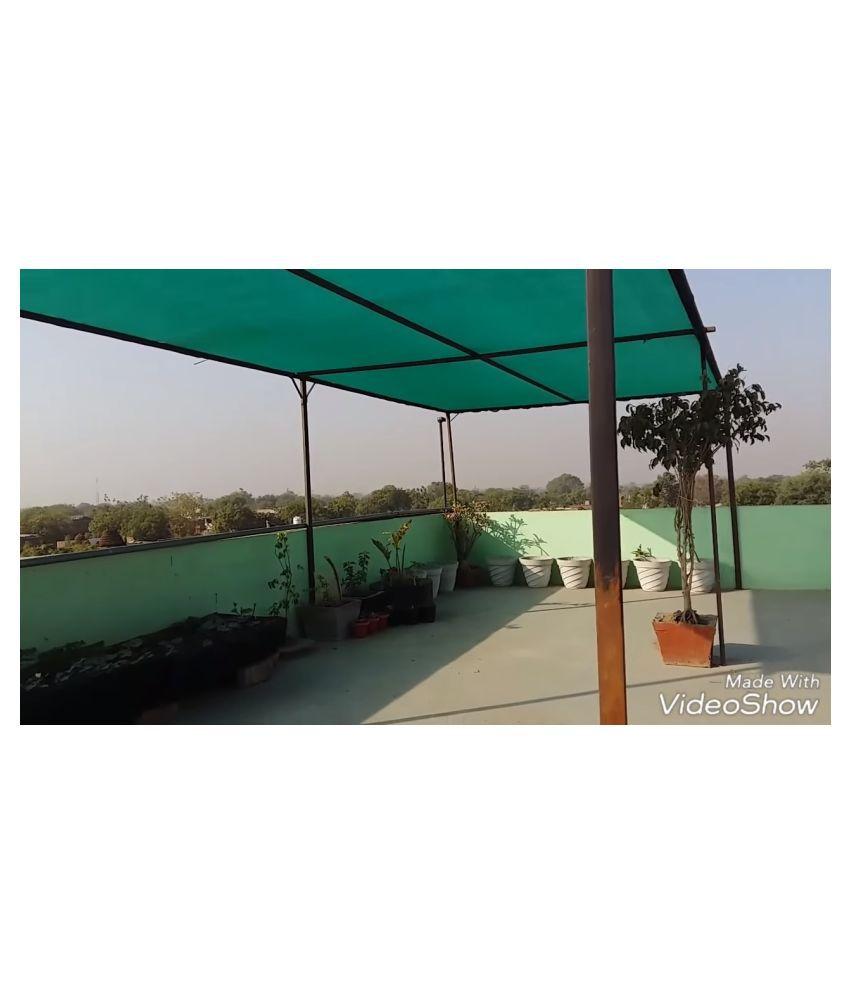 Sumanglam Multipurpose Green Net Ready To Use (16*20 feet)