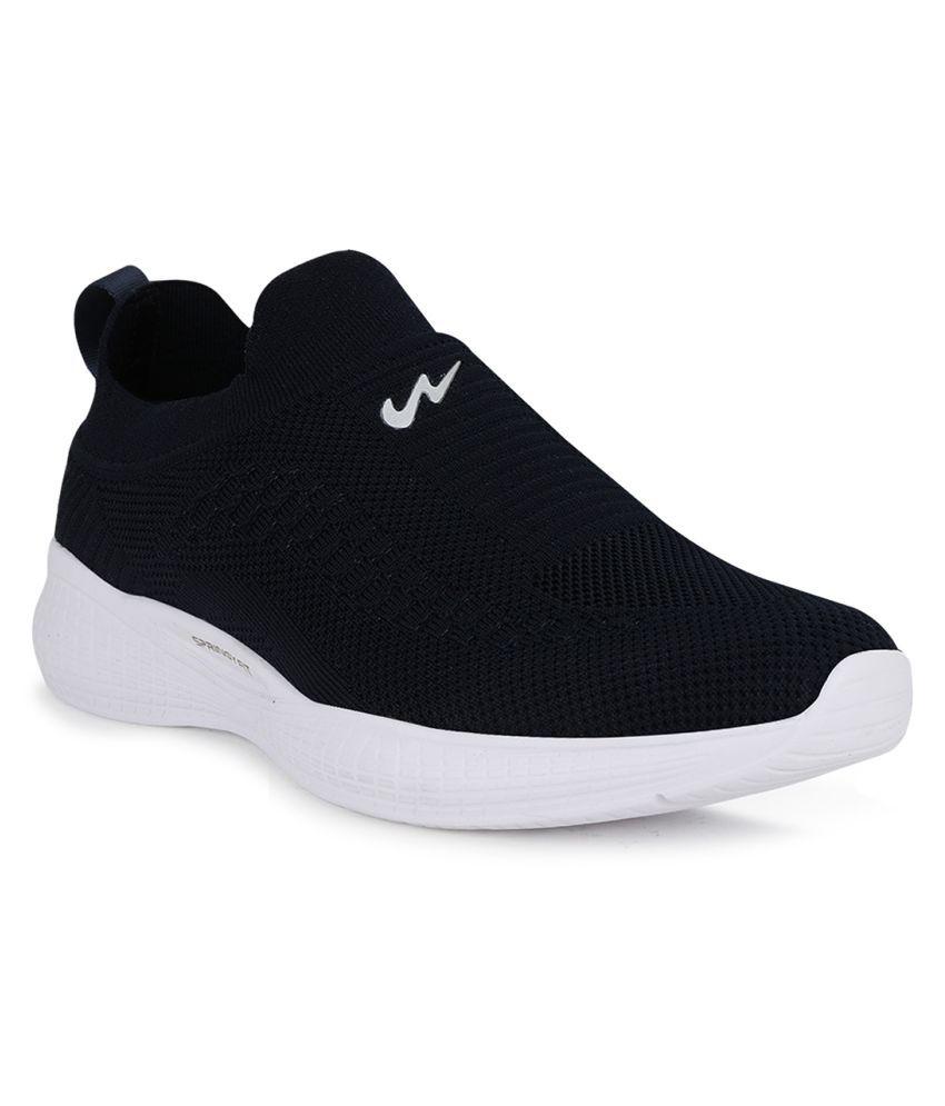 Campus VAYU Navy Running Shoes