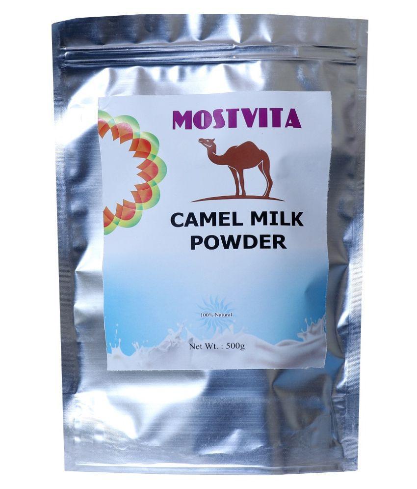 MOSTVITA Camel Milk Powder Whole Milk Powder 500 g