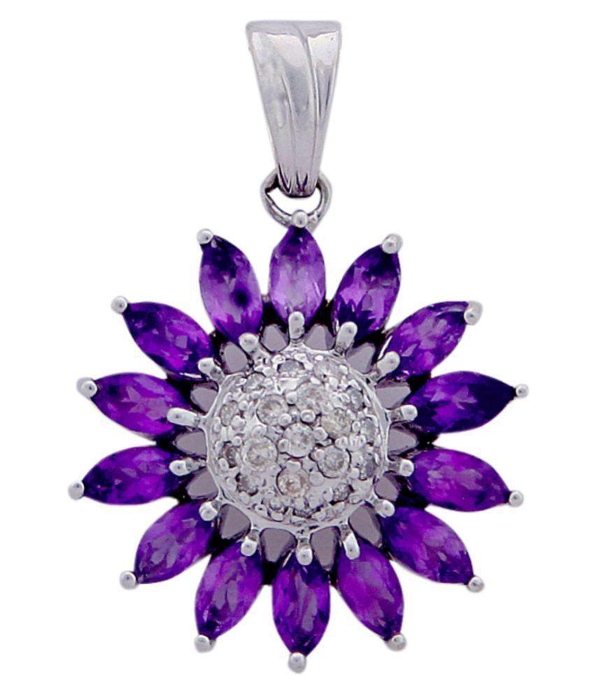 Beautiful Diamond Pendant For Womens
