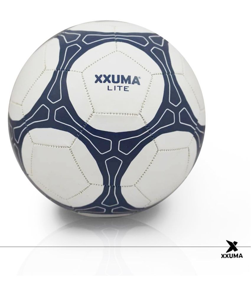XXUMA LITE White Football Size  5