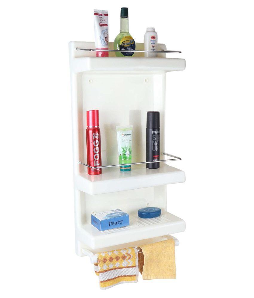Cipla Plast Plastic Wall Hung Shelf