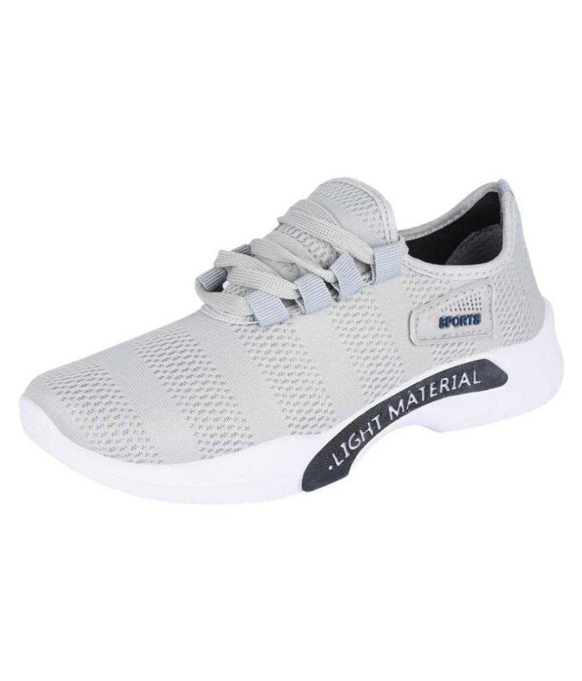 Crv Running T Shirt Gray Running Shoes