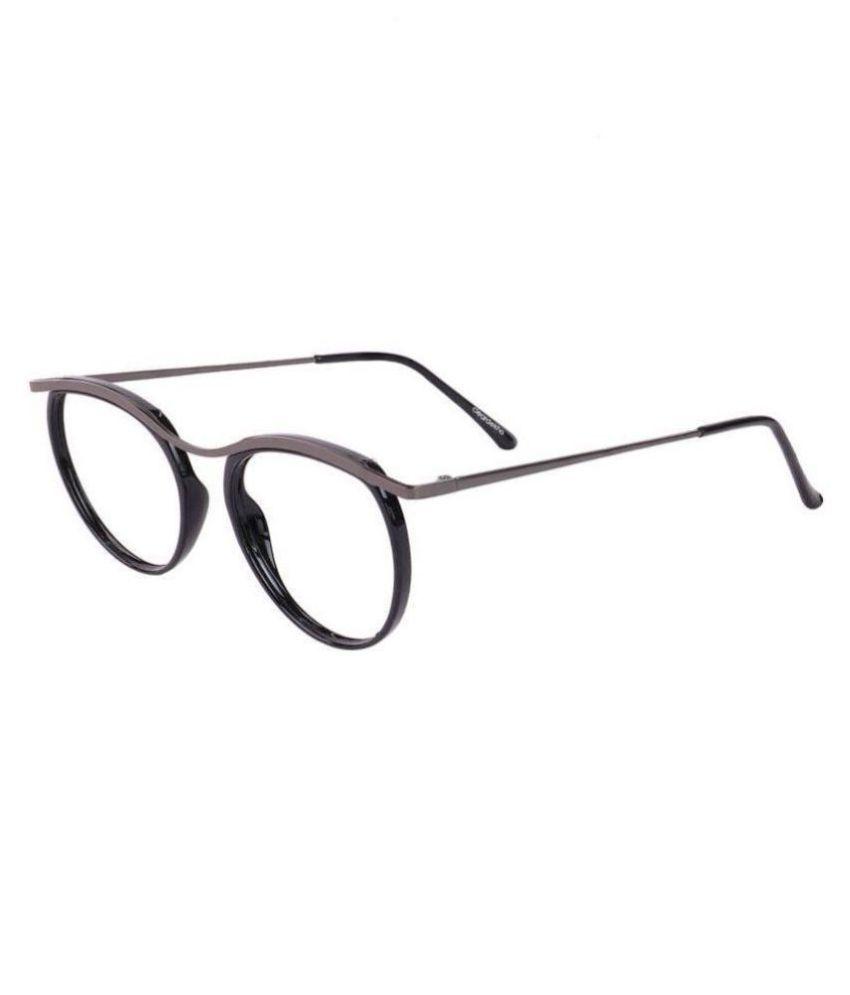 Unisex Blue Cut & Anti-glare Computer Glasses | For Computer Mobile TV | Eye Protection | Zero Power | Brand - Clear Dekho